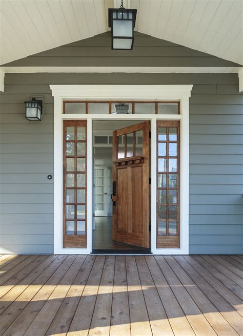 types  front door designs  houses