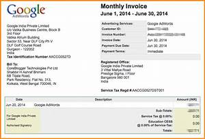 6 google invoice template invoice template download for Invoice with google calendar