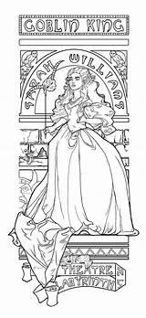 Coloring Pages Labyrinth Adult Khallion Theatre Colouring Jareth Deviantart Google Printable Labyrinth1 Sheets Film Books Anime Limited Pixels Topkleurplaat Nl sketch template