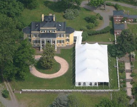 oatlands historic house garden wedding ceremony