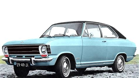 Opel Olympia by Opel Olympia Coupe A 1967 70