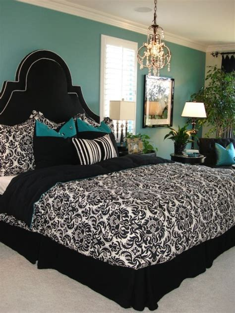Teal Bedroom Ideas Guest Teal In The Bedroom On The Go