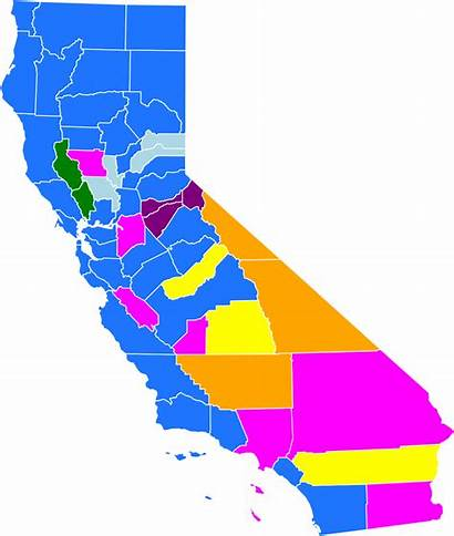 Election California Presidential Results County Primary Aip