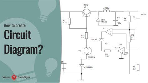 how to make a circuit diagram how to create circuit diagram