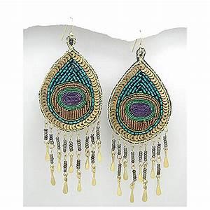 Grosse Boucle D Oreille Fantaisie : boucle d oreilles fantaisie pendantes bijoux la mode ~ Melissatoandfro.com Idées de Décoration