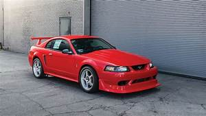 2000 Ford Mustang SVT Cobra R Up For Sale