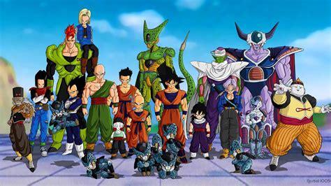 Fondos De Dragon Ball Z, Wallpapers E Imágenes De Dragon