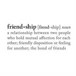 friendship essay examples