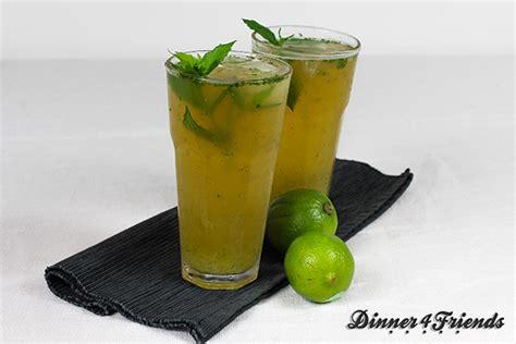 alkoholfreie cocktails zum selber machen alkoholfreie cocktails alkoholfreier mojito ja green tea mojito cheers dinner4friends
