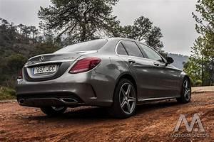 Mercedes Benz C 220 : prueba y opini n mercedes benz clase c 220 bluetec ~ Maxctalentgroup.com Avis de Voitures