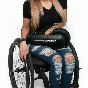 Smartdrive Mx2  Power Assist System For Wheelchair