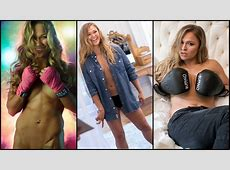 UNCENSORED Furious 7 Star Ronda Rousey's Hottest Photos