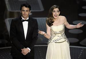 [VIDEO] James Franco & Anne Hathaway As Oscars Hosts ...
