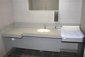 Table A Langer Pour Salle De Bain : v korr le meilleur choix pour les vasques de toilettes publiques ~ Teatrodelosmanantiales.com Idées de Décoration