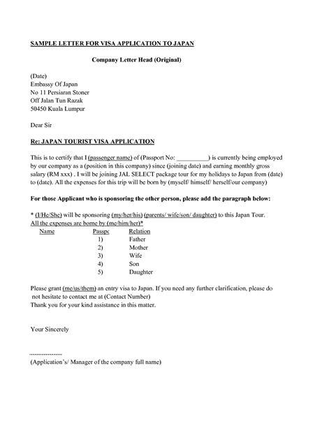 strong application letter sample