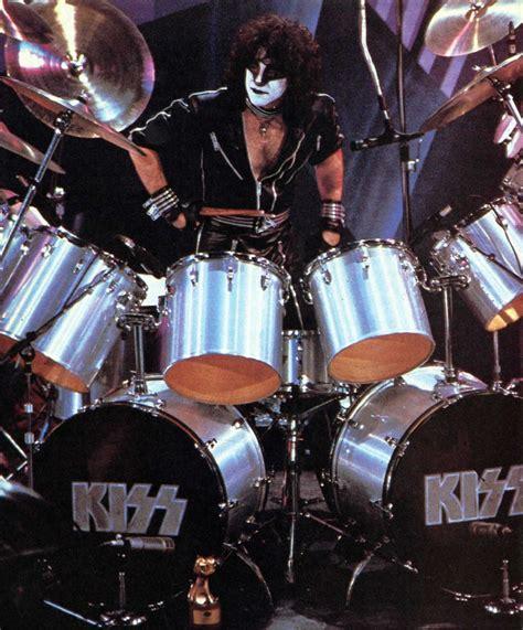 eric carr  kiss  success modern drummer magazine