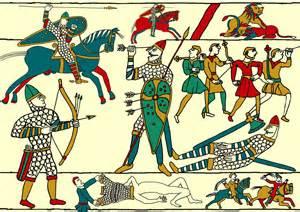 Tapisserie De Bayeux Histoire by Histoire De La Tapisserie De Bayeux 2 Telle Une Tapisserie