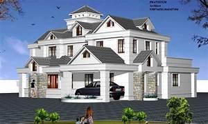 Architectural, Design, House, Unique, House, Designs