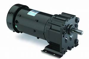 Leeson Parallel Shaft 1  6 Hp  156 Rpm 115  230v Electric