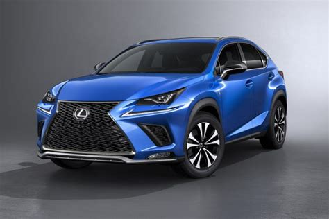 2018 Lexus Nx300h Gets More Equipment And A Much Lower Price