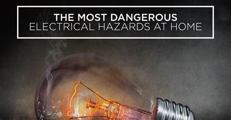 dangerous home electrical hazards platinum