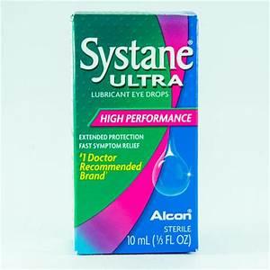 systane eye drops side effects