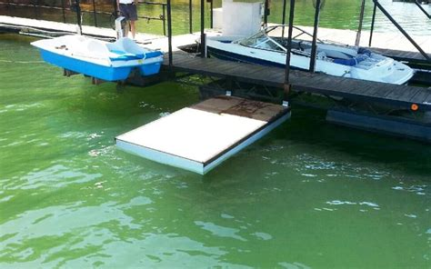 Quality Boat Lift Parts by Used Aluminum Docks For Sale Autos Post