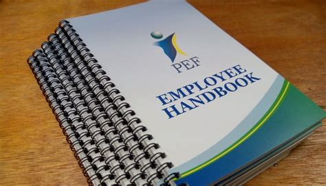 Procedure Interne Aziendali Esempi Employee Handbook Personnel Policy Manual