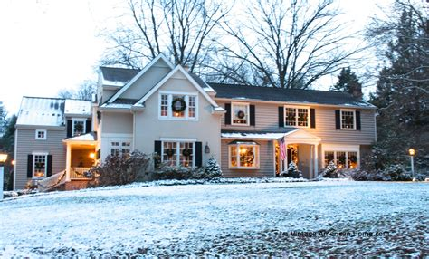 Decorating The Outside Of Your House For Christmas