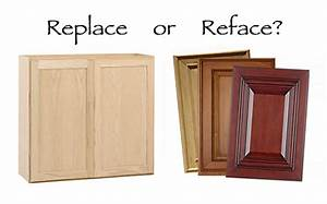Replace Or Reface Kitchen Cabinets? - Home Makeover Diva