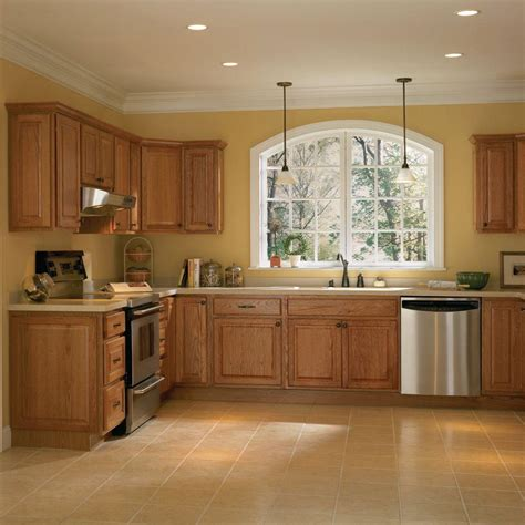 small kitchen cabinets home depot casual style interior kitchen design with solid oak wood