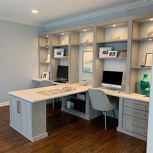 His, And, Hers, Shared, Home, Office, In, 2020