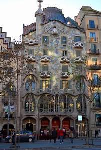 Gaudi's Casa Batllo And Casa Mila