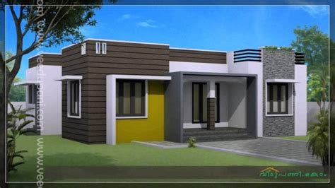 three home plans modern three bedroom house plans beautiful kerala style