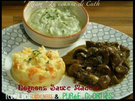 ortie cuisine recettes d 39 orties et purée