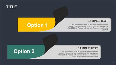 options powerpoint   templates