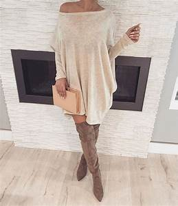 14 outfits with a cozy oversized sweater dress - larisoltd.com