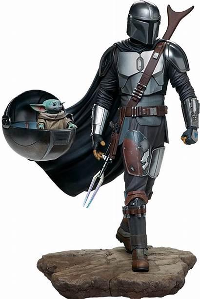 Mandalorian Wars Star Format Premium Figure Collectibles