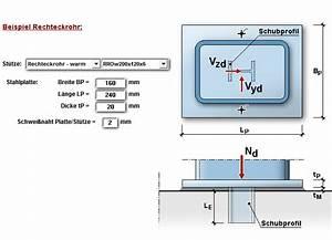 Durchbiegung Rechteckrohr Berechnen : durchbiegung rechteckrohr metallteile verbinden ~ Themetempest.com Abrechnung