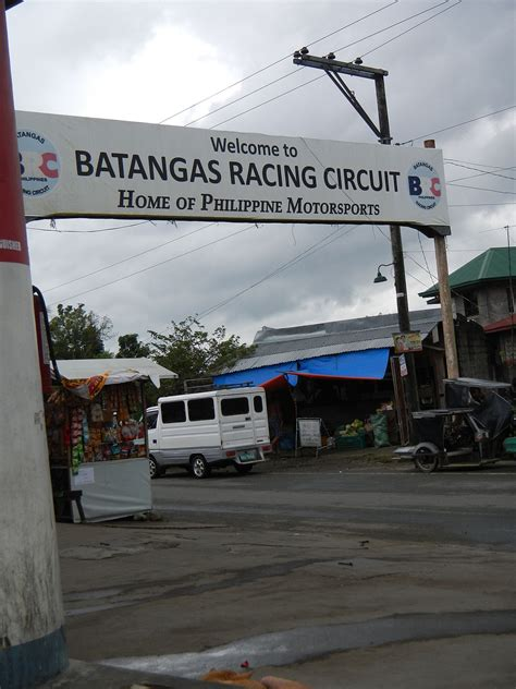 batangas racing circuit wikipedia