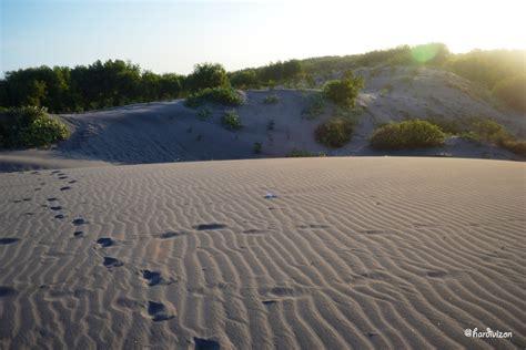 lokasi gumuk pasir parangkusumo tempat wisata alam jogja