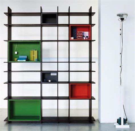 modern bookshelf plans 17 modern bookshelf decorating ideas inhabit blog