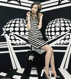 fashion  zinging  revisited  eye popping patterns