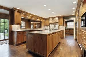 Kitchen Paint Colors To Match Cherry Cabinets by Tradition Aged Engineered Oak Flooring