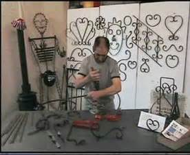 wrought iron jig set bending tools