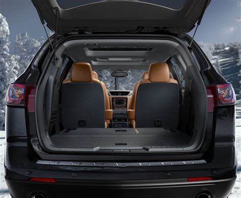 chevrolet traverse pictures gm authority