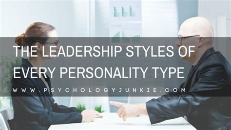 leadership styles   myers briggs personality