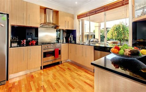 Kitchen Floors Tiles Or Wood?