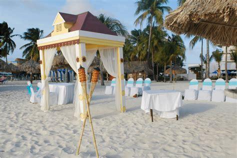 guide  aruba weddings destination wedding details