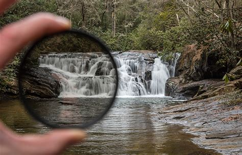 neutral density  filters  key  great landscape outdoor photography shutterbug